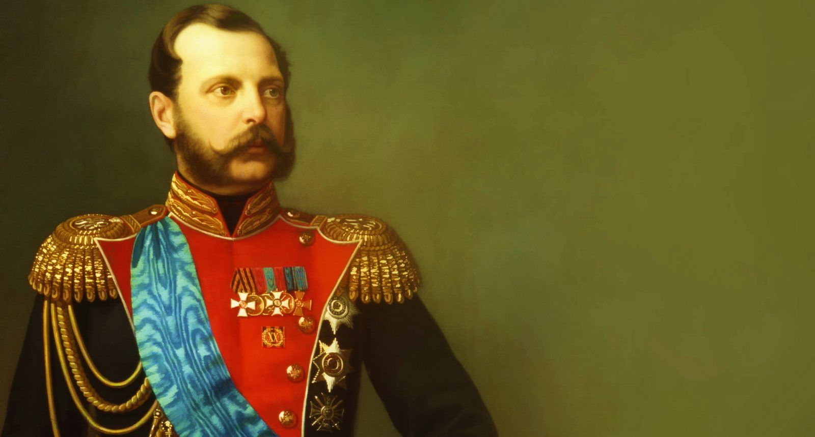 Император Александр Второй