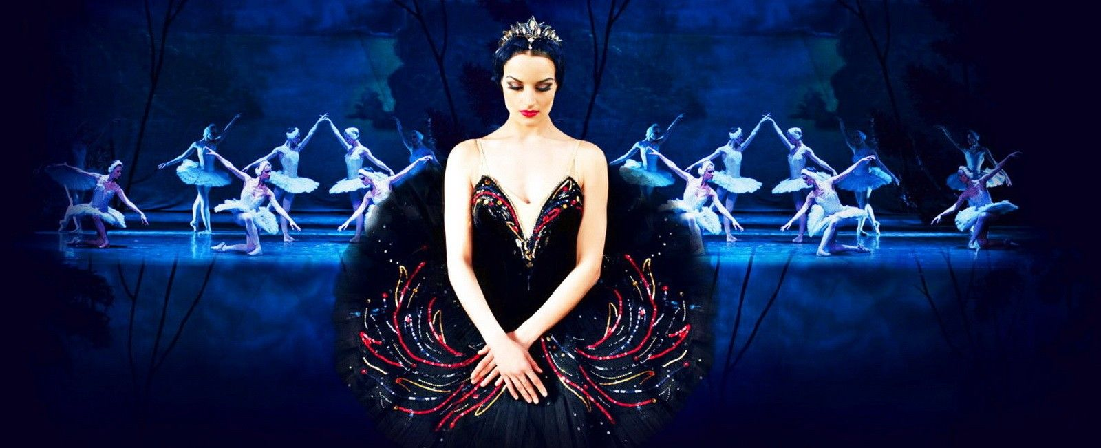 Прима-балерина Большого театра Анна Иванова
