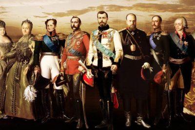 Портрет царской эпохи - эпохи Романовых в России
